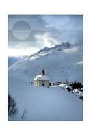 Mariahilf Chapel, Andermatt, Uri, Switzerland
