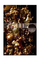 Moroccan lamps, Marrakesh, Morocco